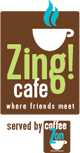 Zing! Cafe in The Village of WestClay, Carmel, Indiana | CC Holdings and Coffee Zon
