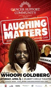 Laughing Matters 2018 | Whoopi Goldberg | CC Holdings supports Cancer Support Community