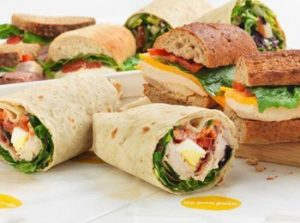 CC Holdings Catering | Au Bon Pain Sandwiches and Wraps