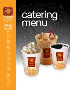 CC Holdings | Copper Moon Coffee Catering Menu