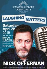 CC Holdings, Inc. | Cancer Support Community | 2019 Fundraiser with Nick Offerman
