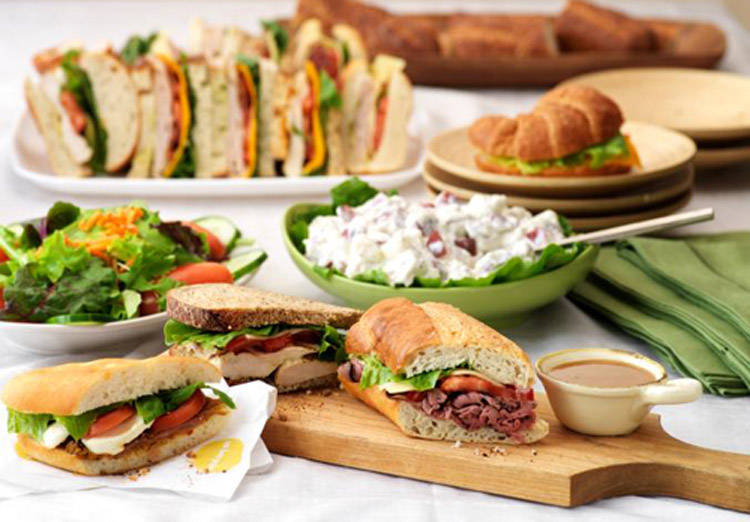 CC Holdings Catering Selections | Au Bon Pain | Natures Table