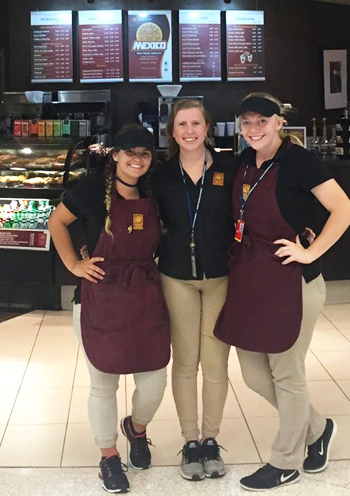 CC Holdings | Copper Moon Coffee Indianapolis and Cincinnati friendly servers